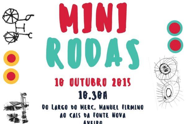 Mini Rodas 1ª edição 2015