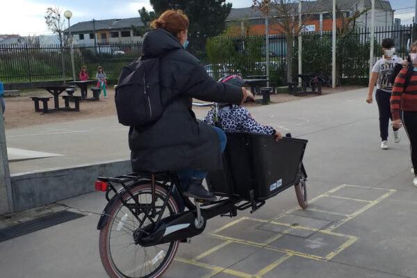 O que podemos transportar numa cargobike?