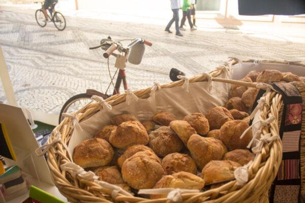 A bicicleta e o comércio local